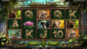 Jungle Spirit Gameplay