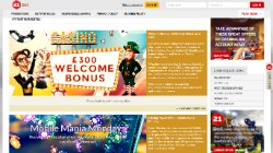 21Bet Casino screenshot casino-promotions