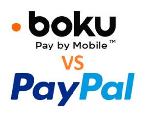 Boku VS PayPal