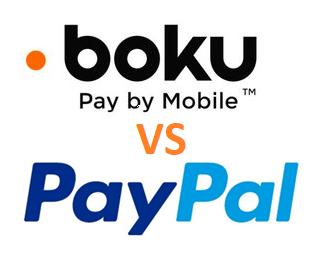 Boku To Paypal