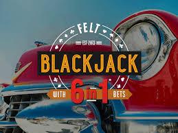 Felt Gaming Blackjack 6 in 1