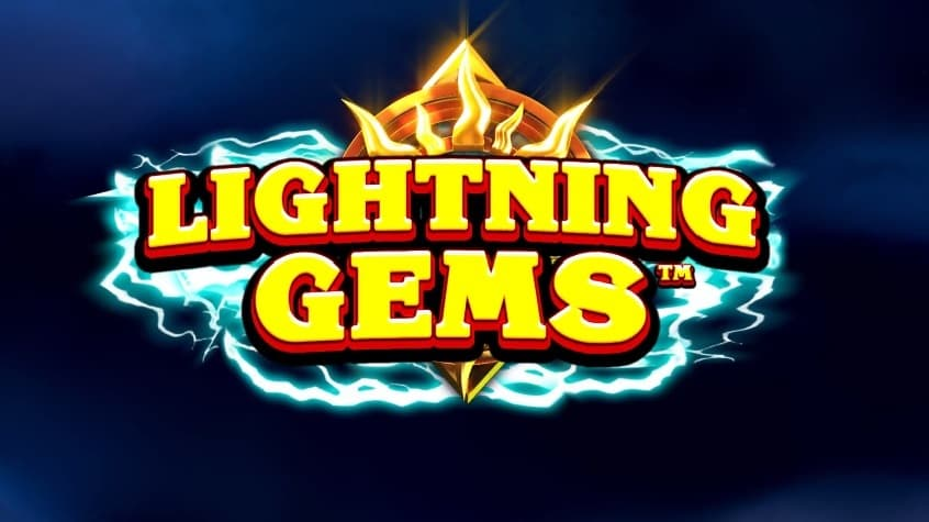 Lightning Gems by NextGen Logo