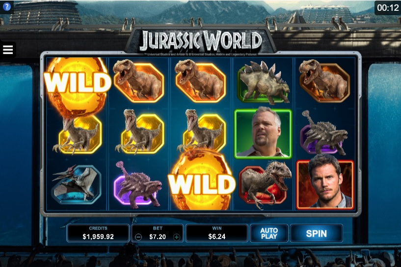 Jurassic World Small Win