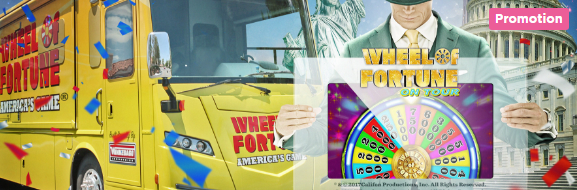 Wheel of Fortune On Tour Mr Green