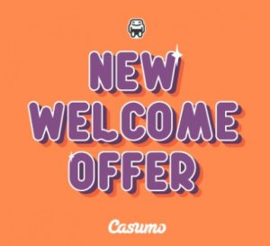 new welcome offer casumo casino