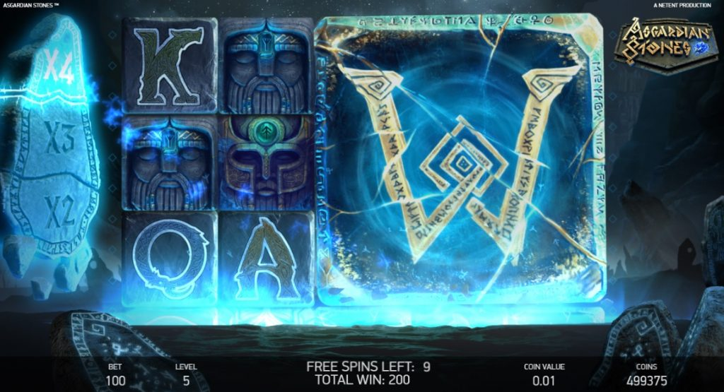 asgardian stones colossal wild