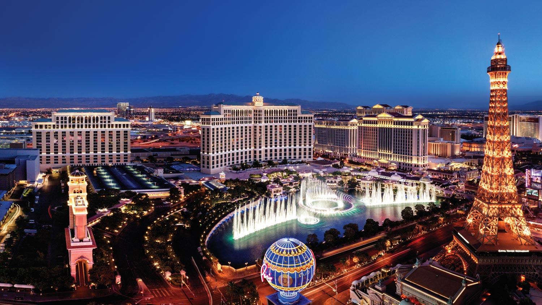 Las Vegas Night Scene